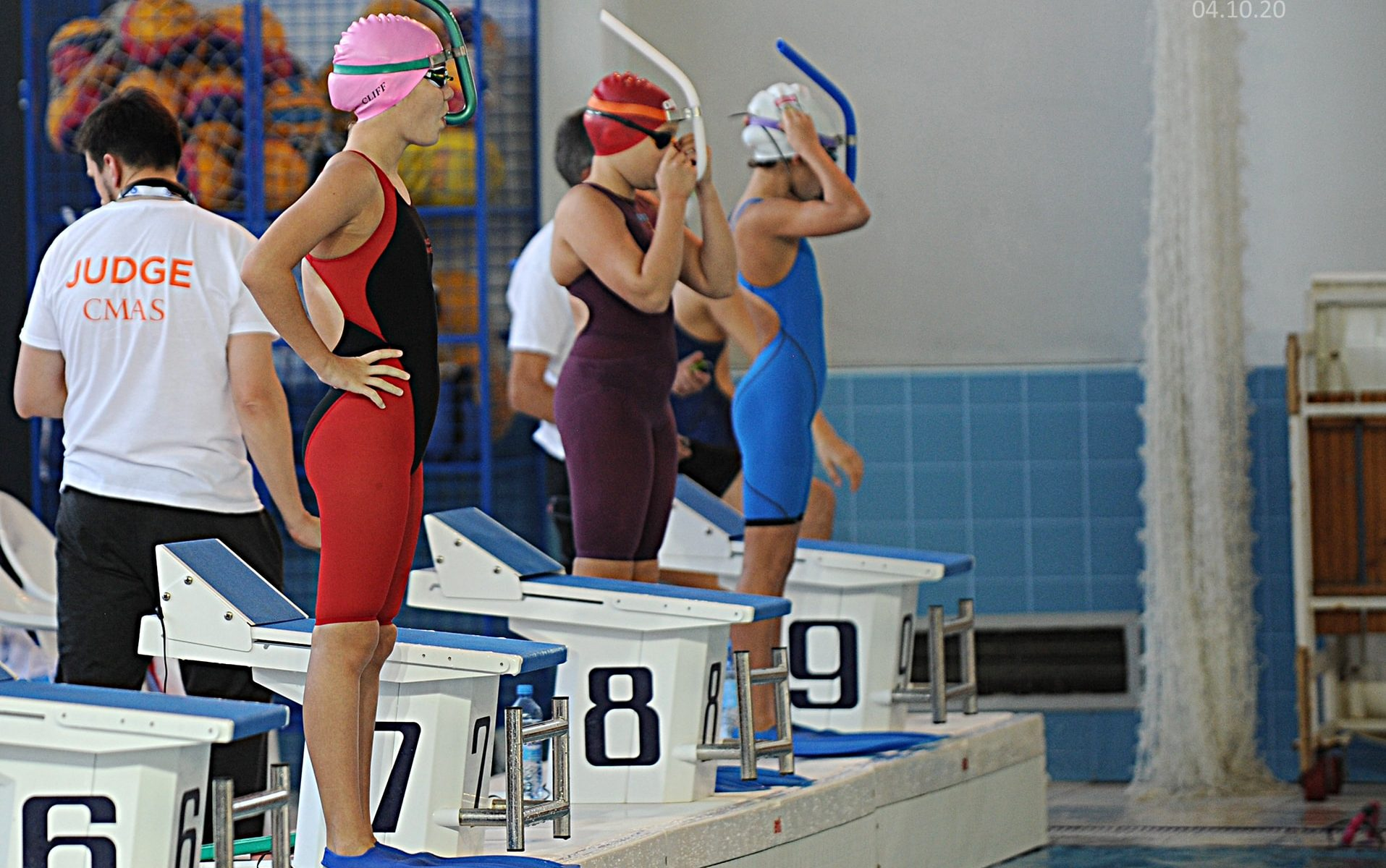 Спортивные разряды по подводному спорту